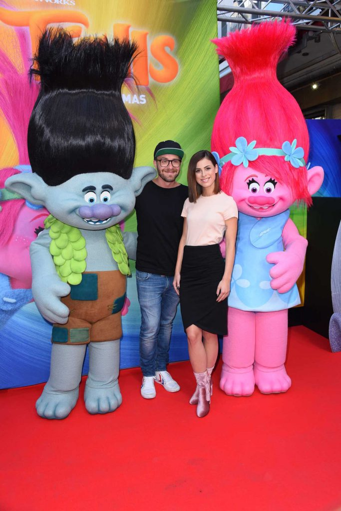 Lena Meyer-Landrut at the Trolls Photocall in Berlin 09/26/2016-4