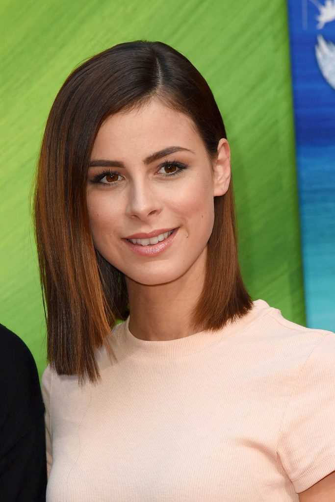 Lena Meyer-Landrut at the Trolls Photocall in Berlin 09/26/2016-5