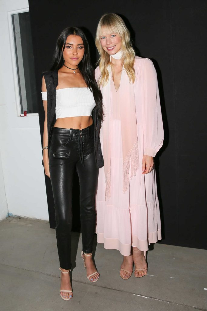 Madison Beer at the Erin Fetherston Fashion Show During New York Fashion Week 09/11/2016-4