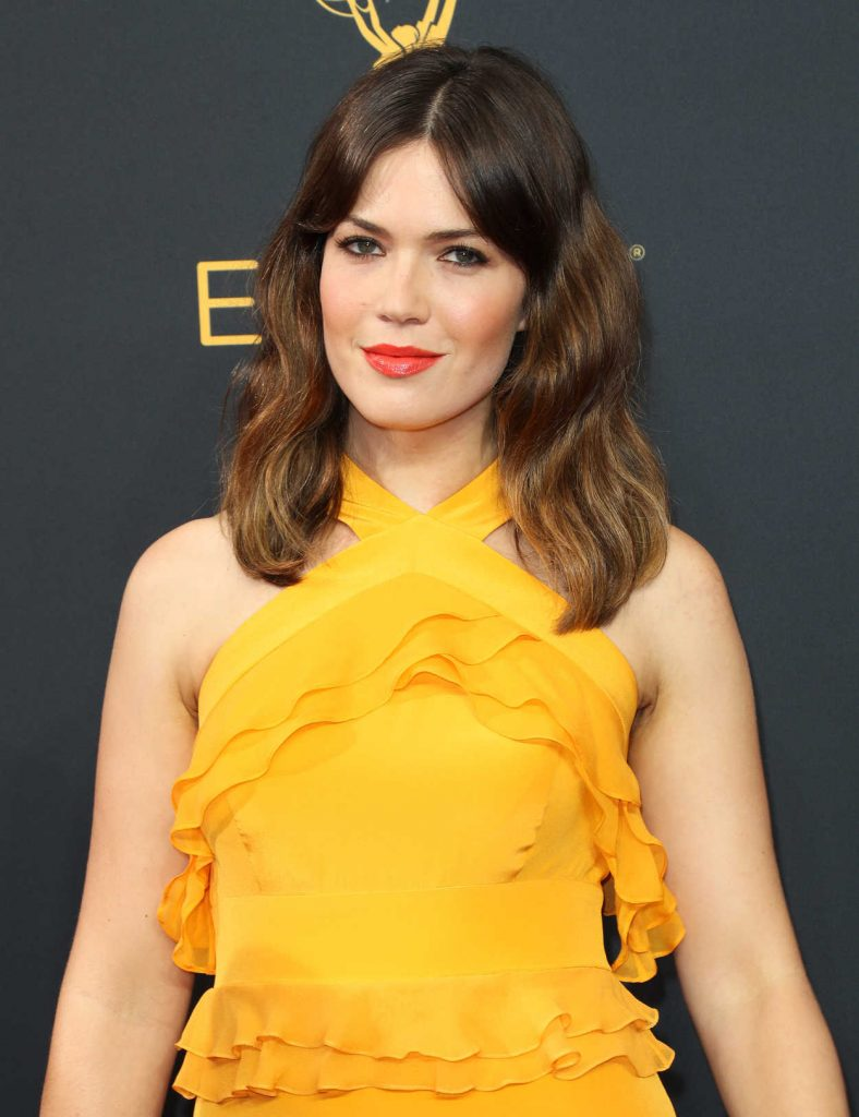 Mandy Moore at the 68th Emmy Awards in Los Angeles 09/18/2016-3