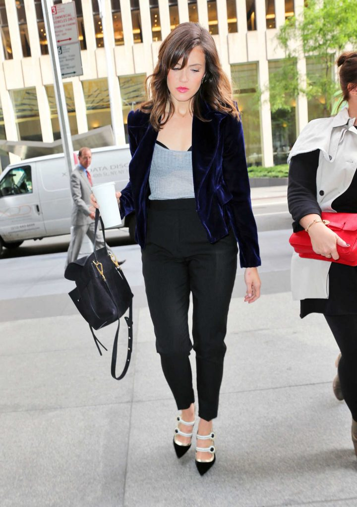 Mandy Moore Was Seen Out in New York 09/27/2016-3