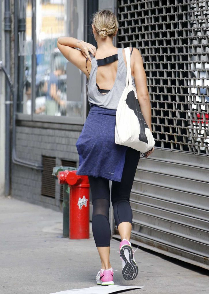 Maria Sharapova Was Seen Out in New York City 09/11/2016-5