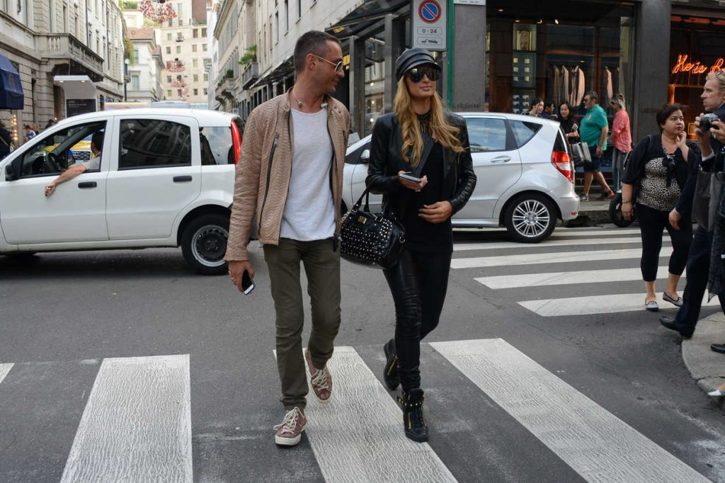 Paris Hilton Was Seen Out in Paris 09/21/2016-3