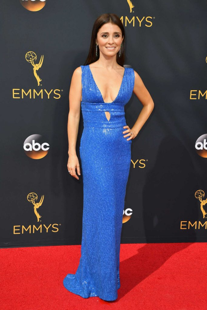 Shiri Appleby at the 68th Emmy Awards in Los Angeles 09/18/2016-1