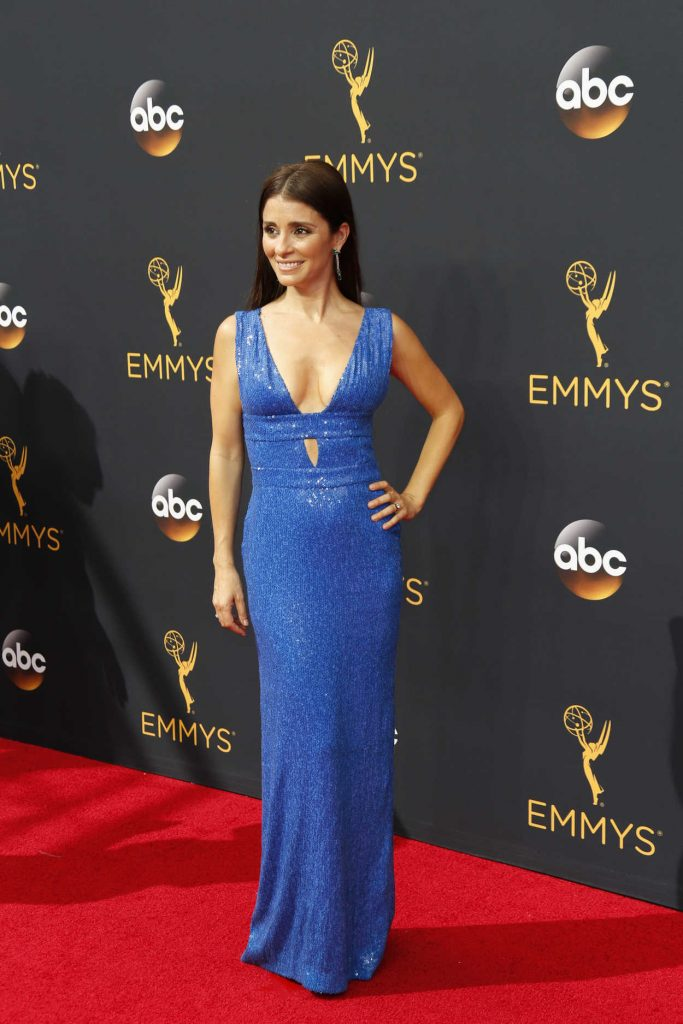 Shiri Appleby at the 68th Emmy Awards in Los Angeles 09/18/2016-2
