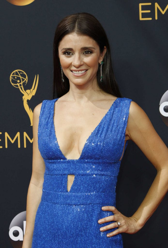 Shiri Appleby at the 68th Emmy Awards in Los Angeles 09/18/2016-3