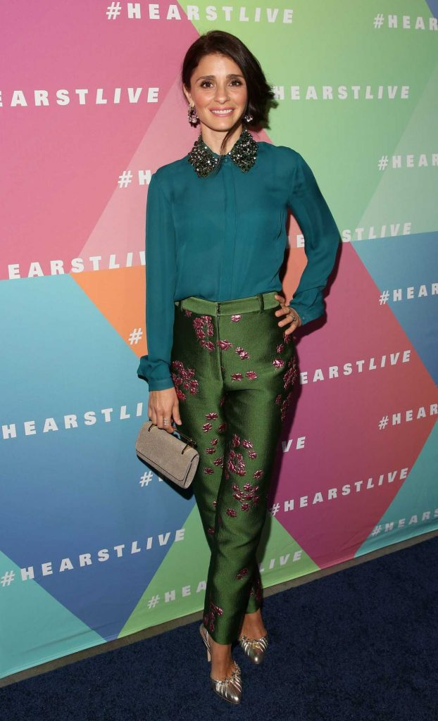 Shiri Appleby at the Hearst Celebrates Launch of Hearstyle in New York 09/27/2016-1