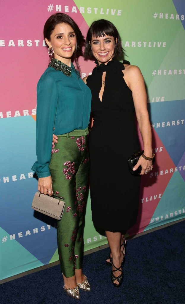 Shiri Appleby at the Hearst Celebrates Launch of Hearstyle in New York 09/27/2016-2