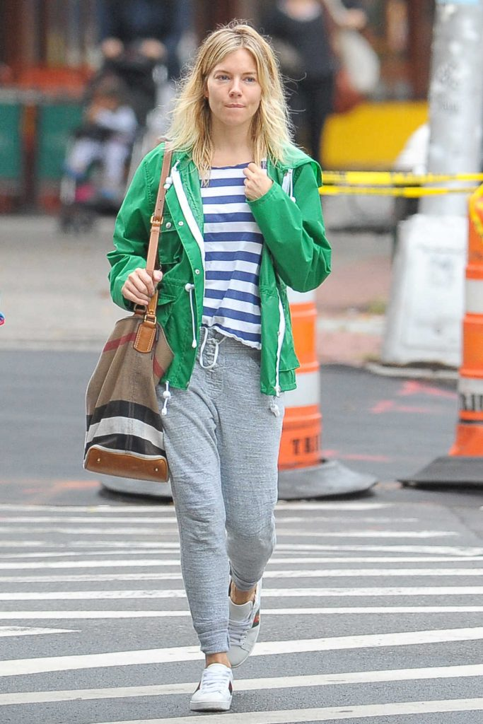 Sienna Miller Was Seen Out in Soho 09/27/2016-1