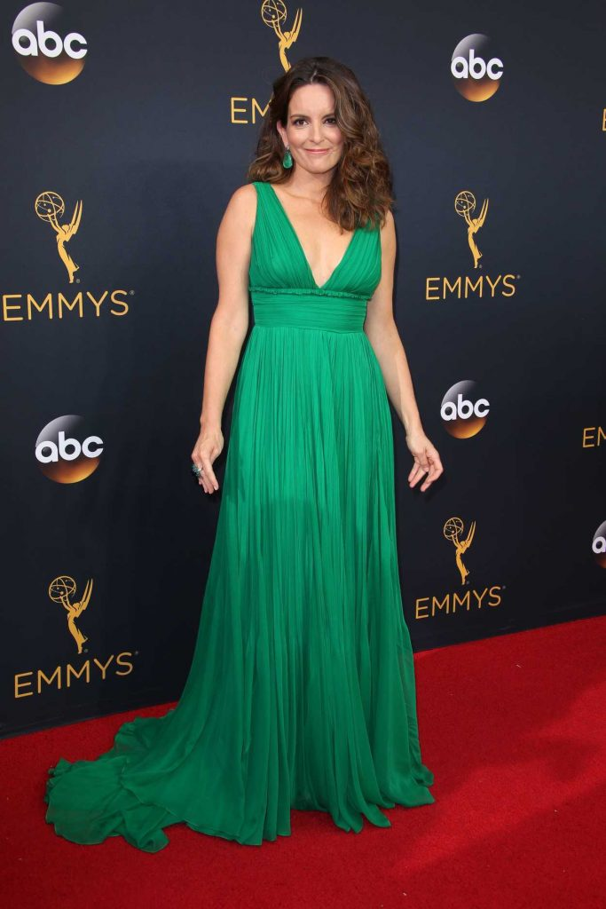 Tina Fey at the 68th Emmy Awards in Los Angeles 09/18/2016-1