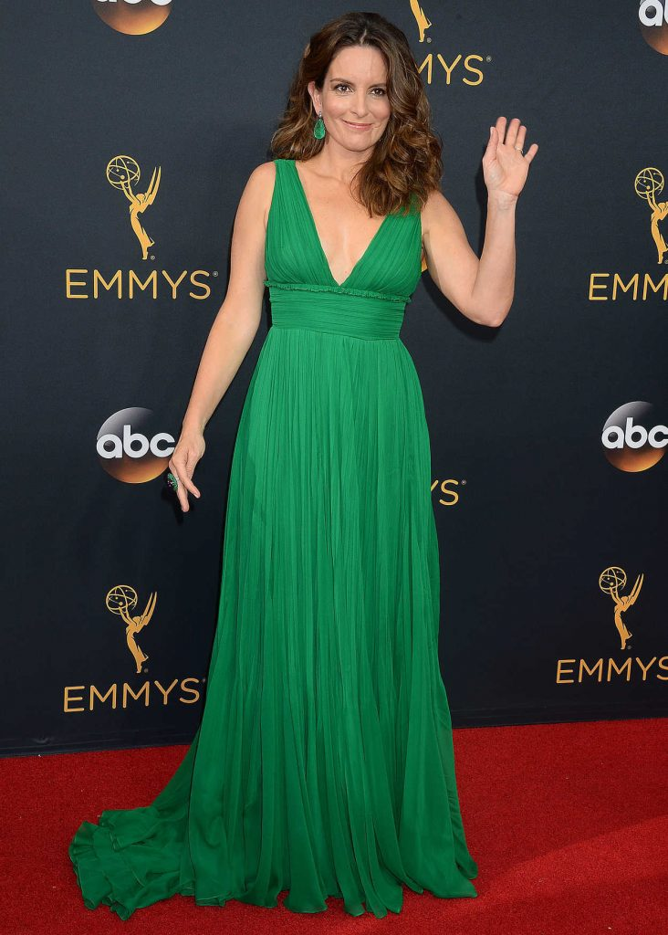 Tina Fey at the 68th Emmy Awards in Los Angeles 09/18/2016-2