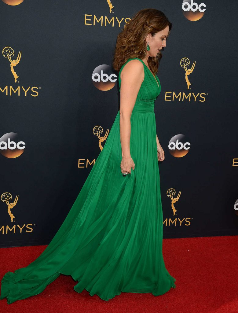 Tina Fey at the 68th Emmy Awards in Los Angeles 09/18/2016-3