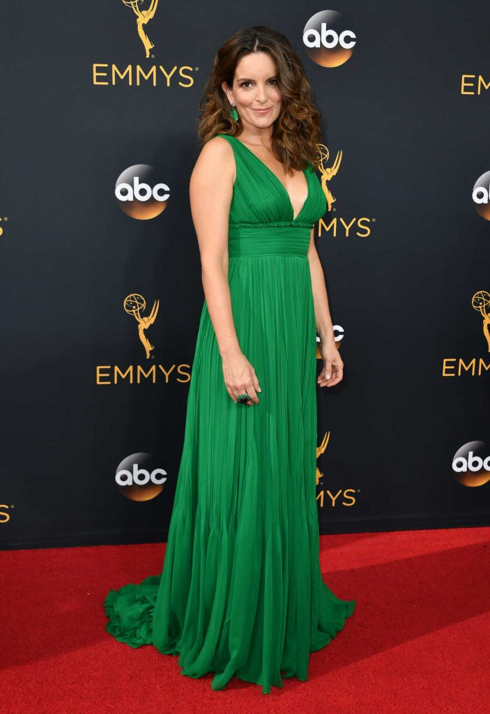 Tina Fey at the 68th Emmy Awards in Los Angeles 09/18/2016-4
