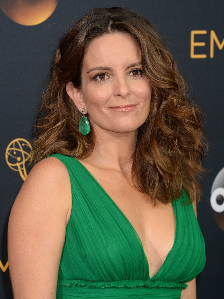 Tina Fey at the 68th Emmy Awards in Los Angeles 09/18/2016-5