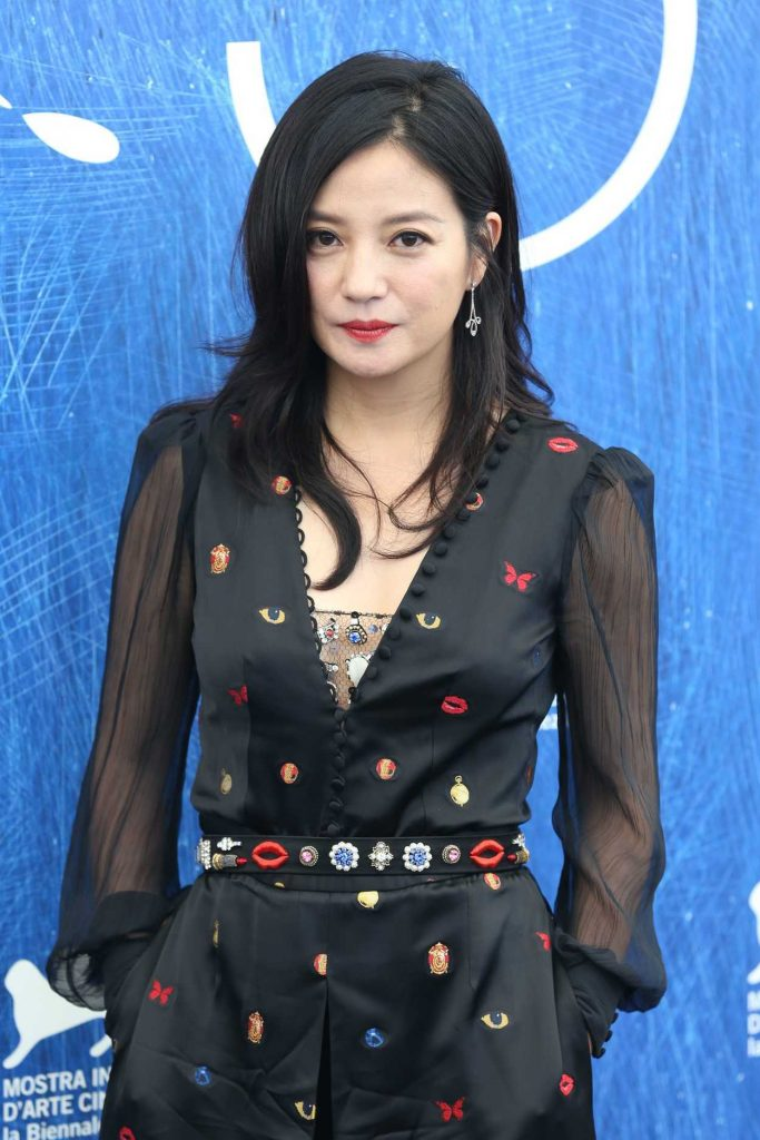 Zhao Wei at 73rd Venice Film Festival in Italy 08/31/2016-4