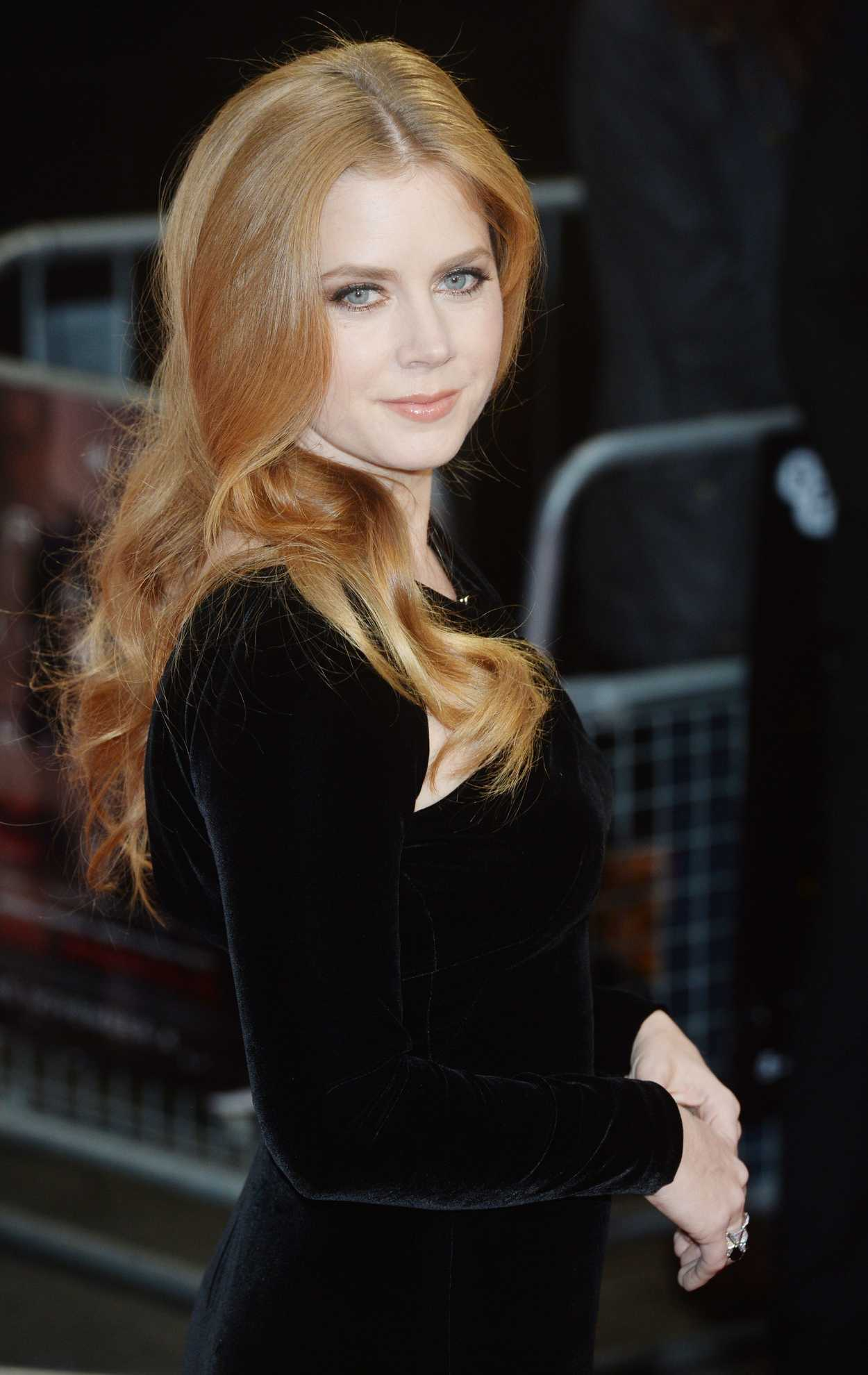 Amy Adams at the Noctu...