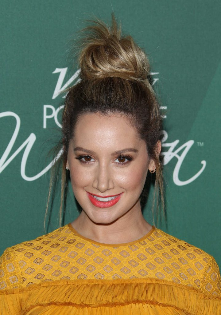 Ashley Tisdale at the Variety's Power of Women Sponsored by Audi in Los Angeles 10/14/2016-5