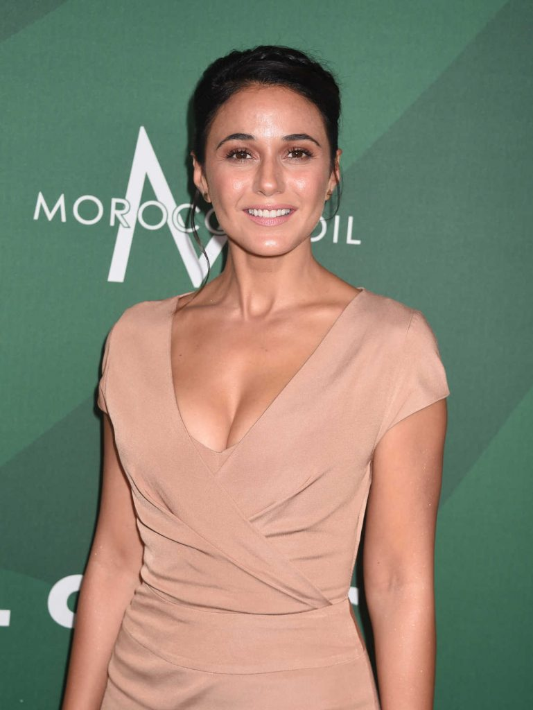 Emmanuelle Chriqui at the Variety's Power of Women Sponsored by Audi in Los Angeles 10/14/2016-3
