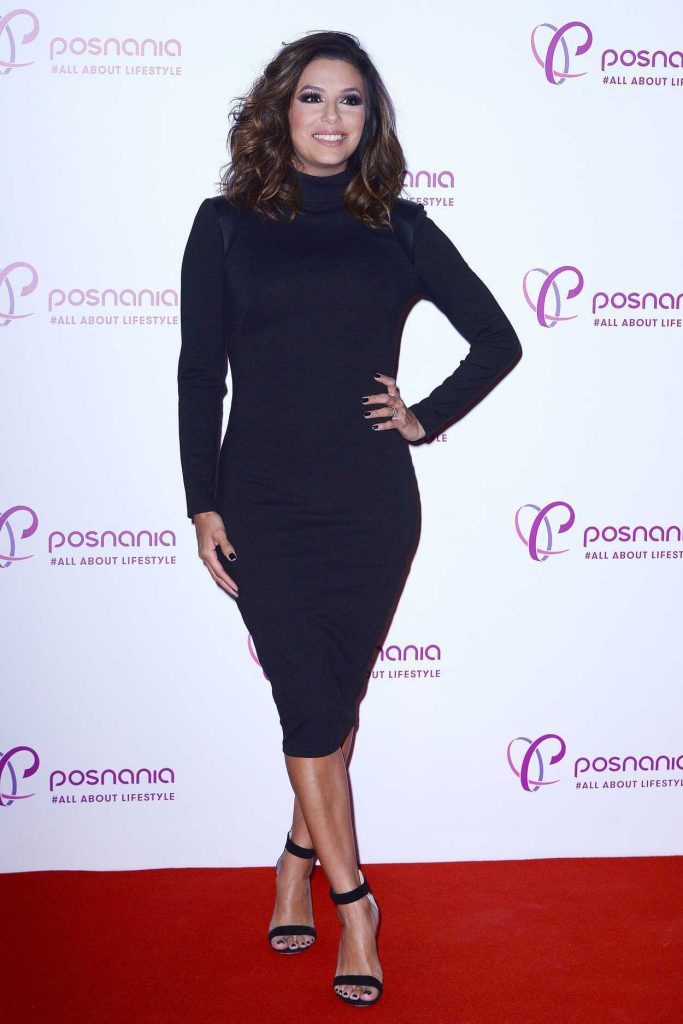 Eva Longoria Attends the Opening Ceremony of Posnania Mall in Poznan, Poland 10/19/2016-1