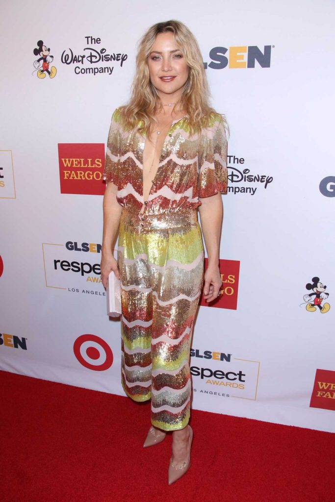 Kate Hudson at GLSEN Respect Awards in Los Angeles 10/21/2016-1