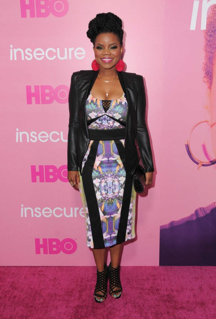 Kelly Jenrette at the HBO's Insecure Los Angeles Premiere 10/06/2016-1