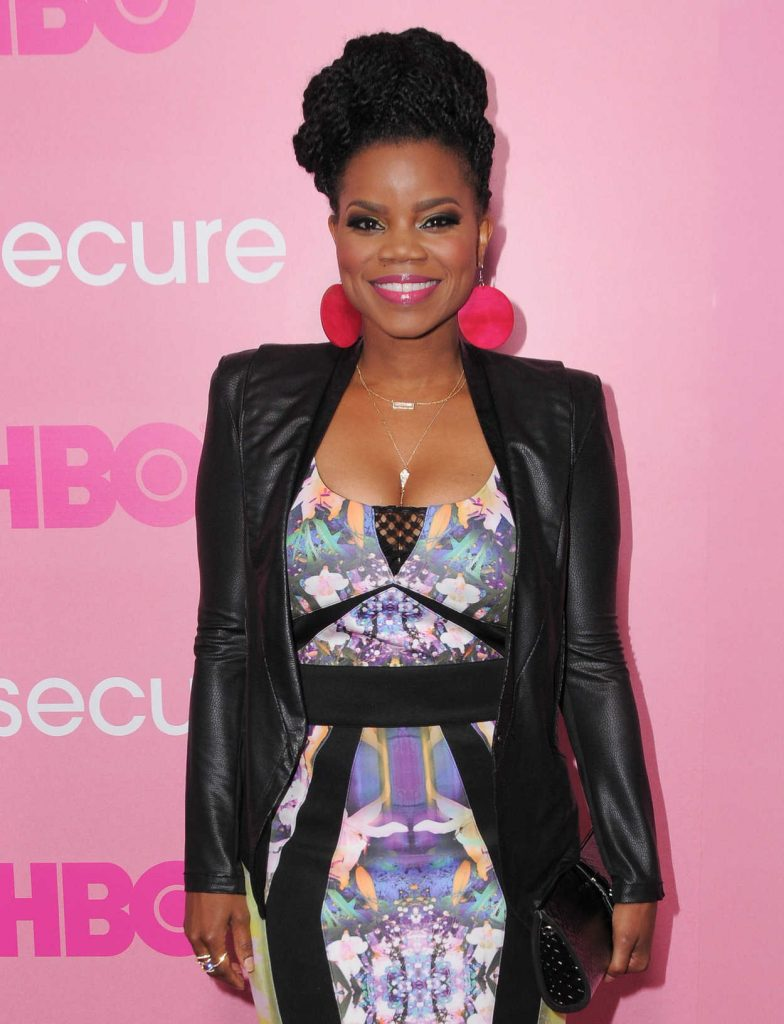 Kelly Jenrette at the HBO's Insecure Los Angeles Premiere 10/06/2016-2