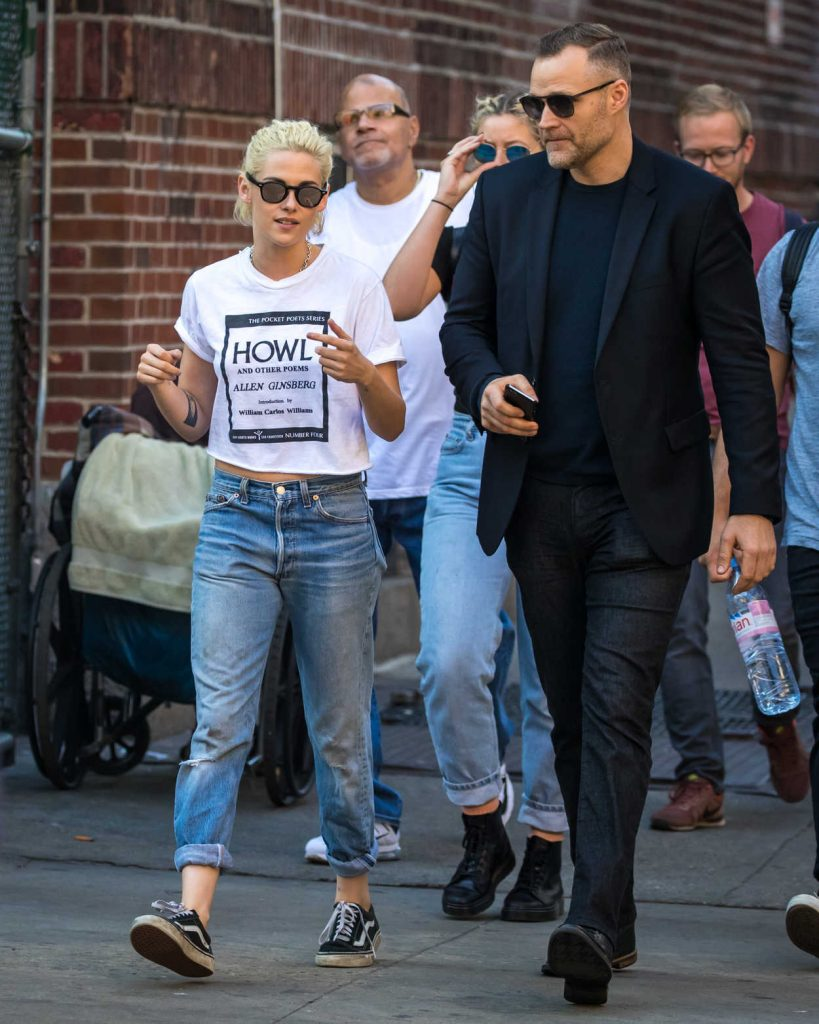 Kristen Stewart Was Seen Out in New York 10/07/2016-3