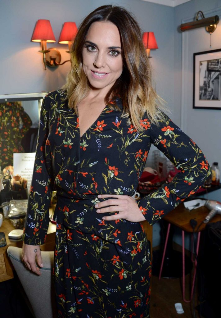Melanie Chisholm at the Version of Me Album Launch in London 10/13/2016-3