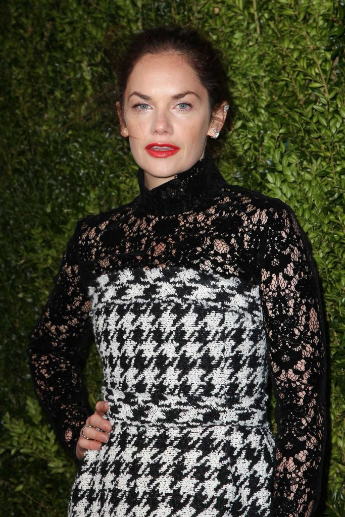 Ruth Wilson at the Tribeca Chanel Women's Filmmaker Program Luncheon in New York 10/25/2016-4