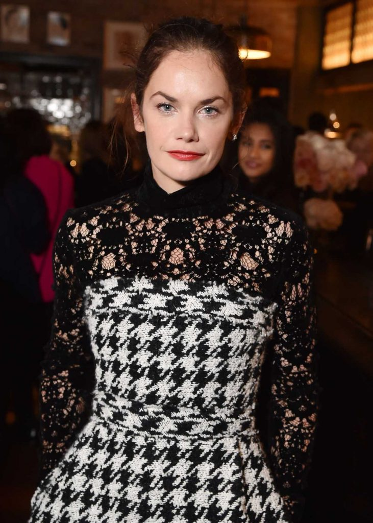 Ruth Wilson at the Tribeca Chanel Women's Filmmaker Program Luncheon in New York 10/25/2016-5
