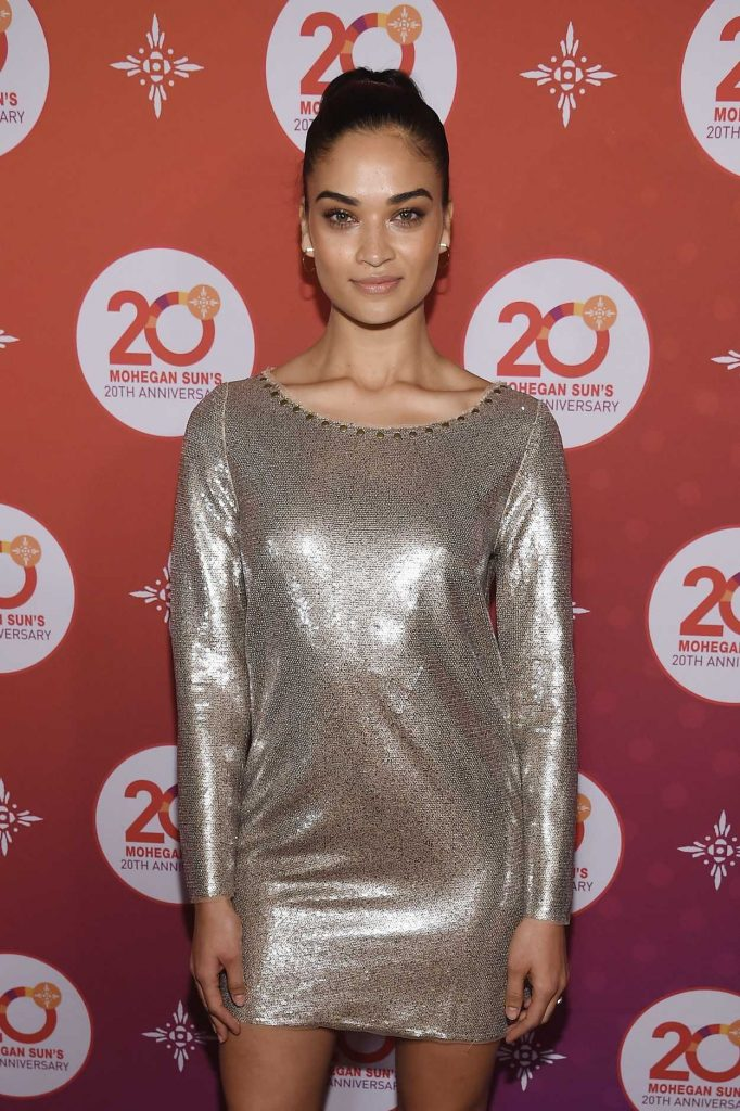 Shanina Shaik at the Kevin Hart Official After Party in Connecticut 10/14/2016-3