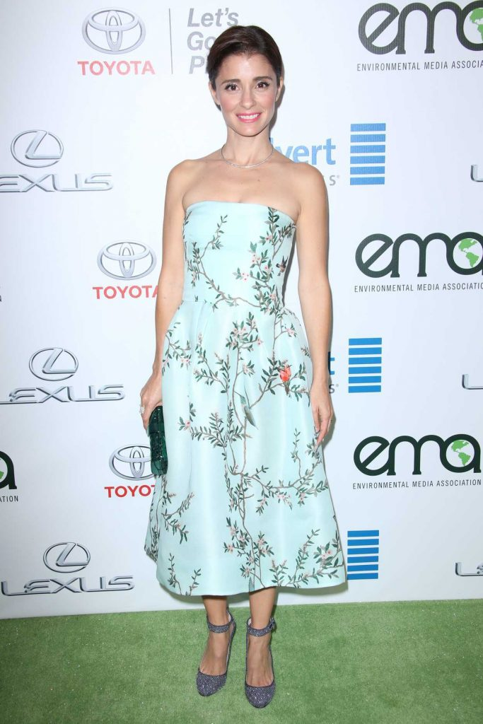 Shiri Appleby at the 26th Annual EMA Awards in Burbank 10/22/2016-3