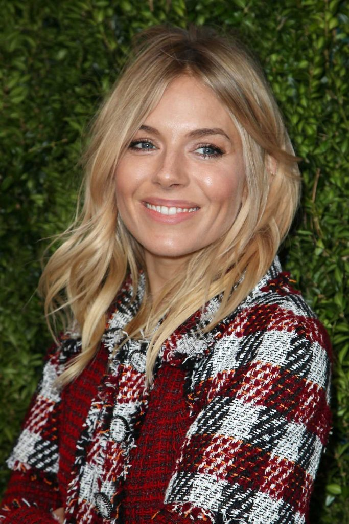 Sienna Miller at the Tribeca Chanel Women's Filmmaker Program Luncheon in New York 10/25/2016-4