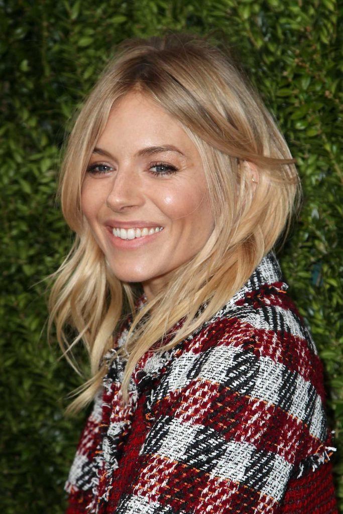 Sienna Miller at the Tribeca Chanel Women's Filmmaker Program Luncheon in New York 10/25/2016-5