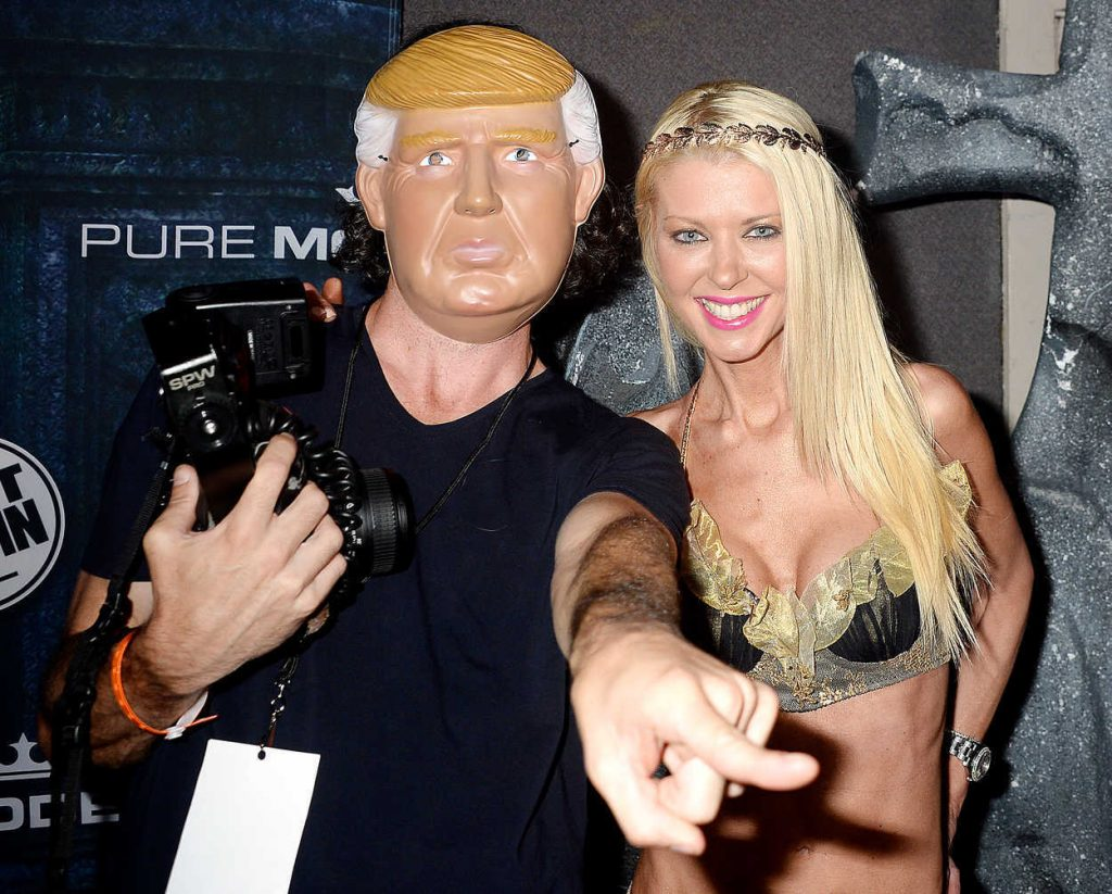 Tara Reid at the Maxim Halloween Party in Los Angeles 10/22/2016-5