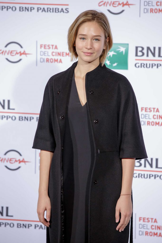 Zofia Wichlacz at the Powidoki Photocall During yhe Rome Film Festival 10/14/2016-1