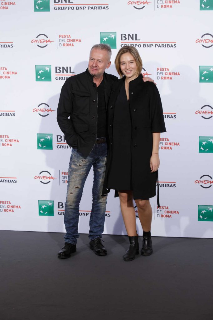 Zofia Wichlacz at the Powidoki Photocall During yhe Rome Film Festival 10/14/2016-3