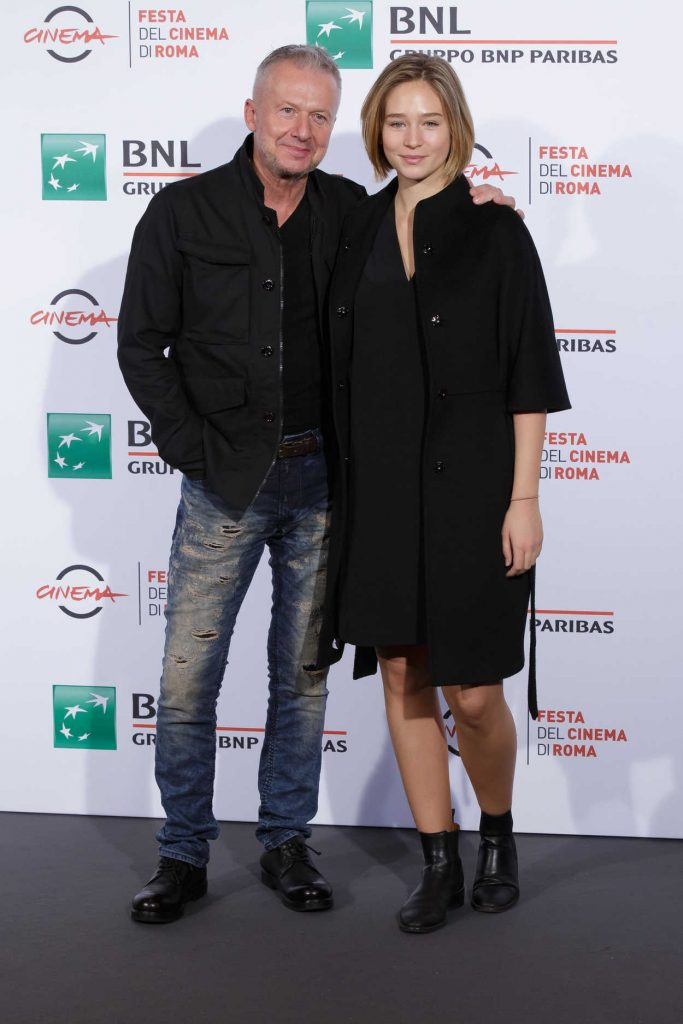 Zofia Wichlacz at the Powidoki Photocall During yhe Rome Film Festival 10/14/2016-4