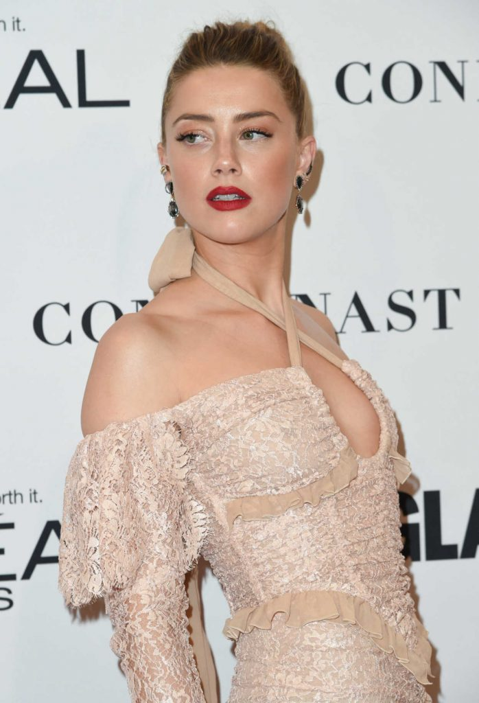 Amber Heard at the Glamour Women of The Year Awards in Los Angeles 11/14/2016-5