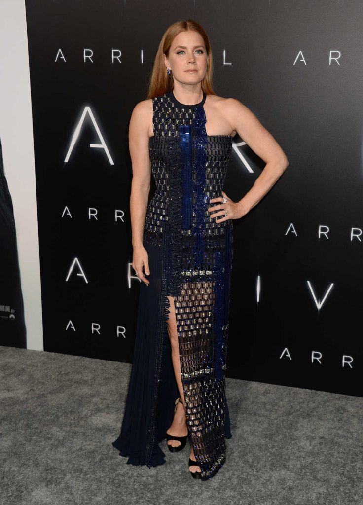 Amy Adams at Arrival Premiere in Westwood 11/06/2016-1