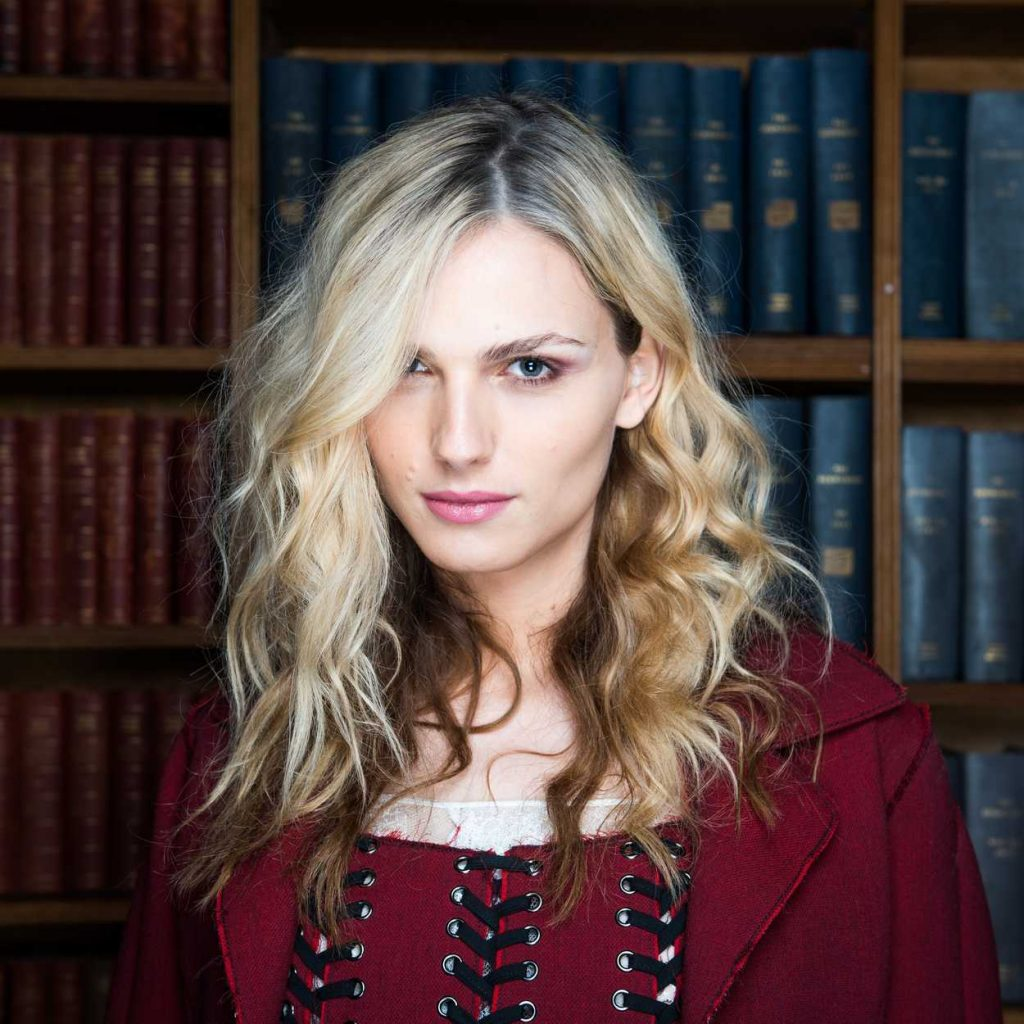 Andreja Pejic at the Oxford Union 11/07/2016 – celebsla.com Cateblanchett