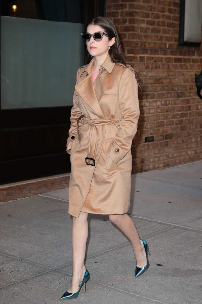 Anna Kendrick Was Spotted Out in New York City 11/14/2016-1