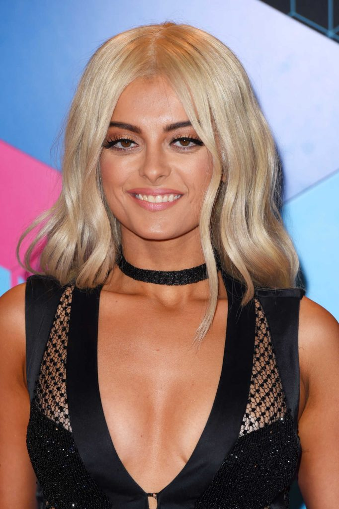 Bebe Rexha at the MTV Europe Music Awards in Rotterdam 11/06/2016-5