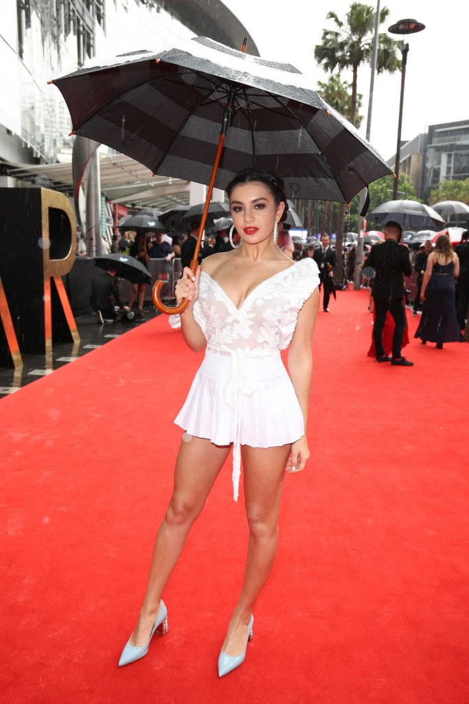 Charli XCX at the 30th Annual ARIA Awards 2016 in Sydney 11/23/2016-1