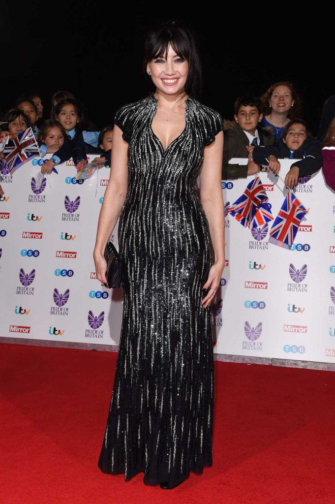 Daisy Lowe at the Pride of Britain Awards at Grosvenor House in London 10/31/2016-1