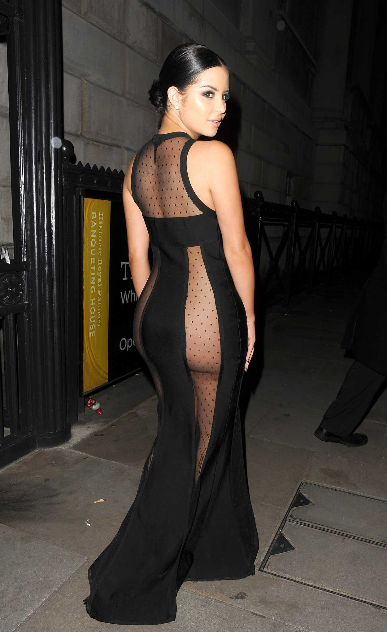Demi Rose at the Beauty Awards in London 11/24/2016 – celebsla.com Demi