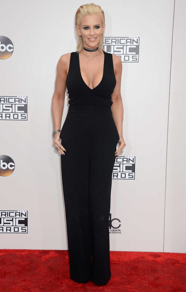 Jenny McCarthy at the 2016 American Music Awards at the Microsoft Theater in Los Angeles 11/20/2016-1