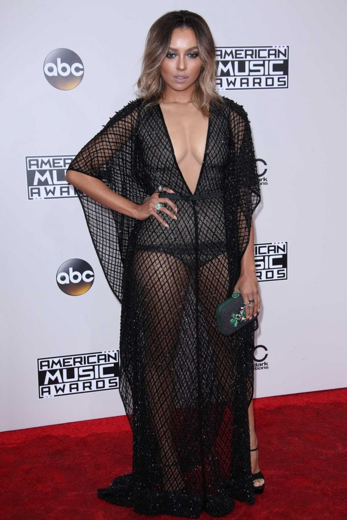 Kat Graham at the 2016 American Music Awards at the Microsoft Theater in Los Angeles 11/20/2016-1