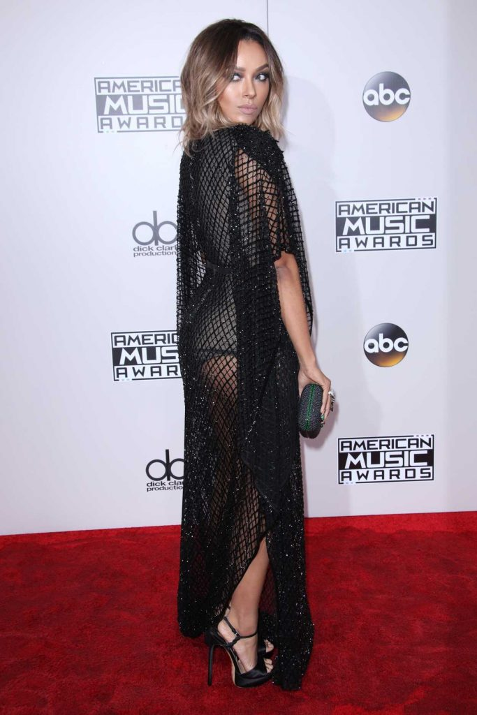 Kat Graham at the 2016 American Music Awards at the Microsoft Theater in Los Angeles 11/20/2016-2