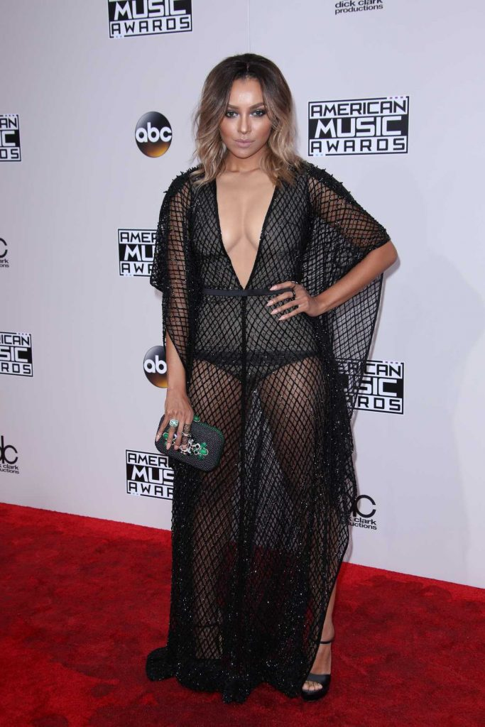 Kat Graham at the 2016 American Music Awards at the Microsoft Theater in Los Angeles 11/20/2016-3